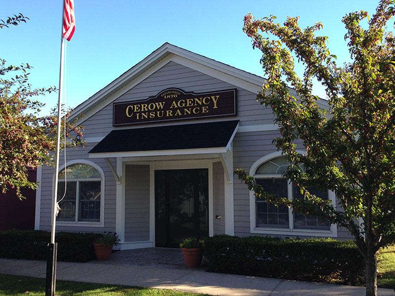 Cerow agency inc insurance clayton ny